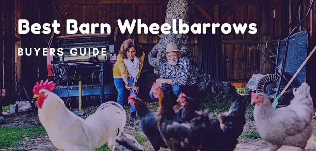 Best Barn Wheelbarrows
