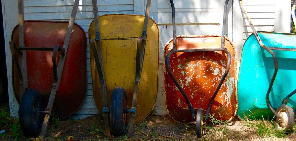 How Do You Reinforce A Wheelbarrow?
