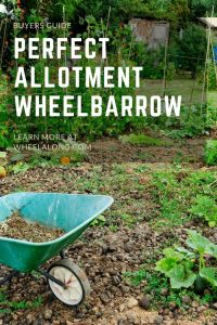 allotment wheelbarrow pin
