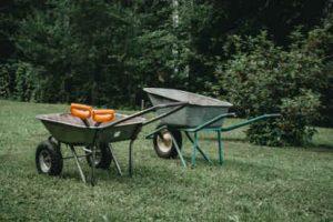 allotment wheelbarrows