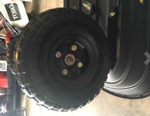 wheelbarrow tyre