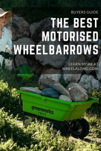 Best Motorised Wheelbarrows PIN