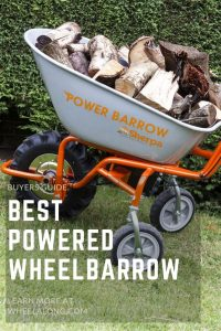 Best Powered Wheelbarrow PIN