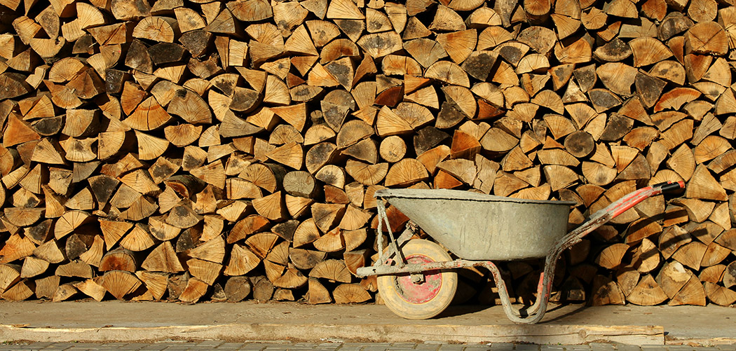 Best wheelbarrow for logs featured