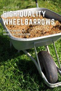 High Quality Wheelbarrows Pin