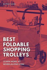Best Foldale Shopping Trolleys PIN