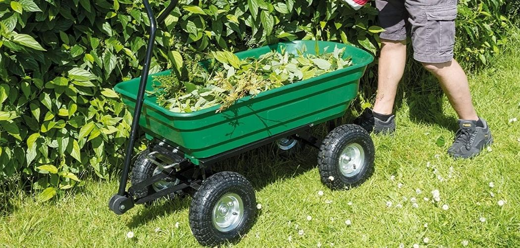 Best Garden Carts 2021 - 5 Picks