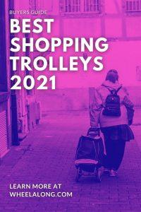 Best Shopping Trolleys 2021 PIN