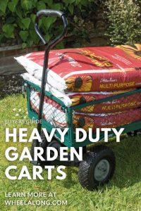 Heavy Duty Garden Carts Pin
