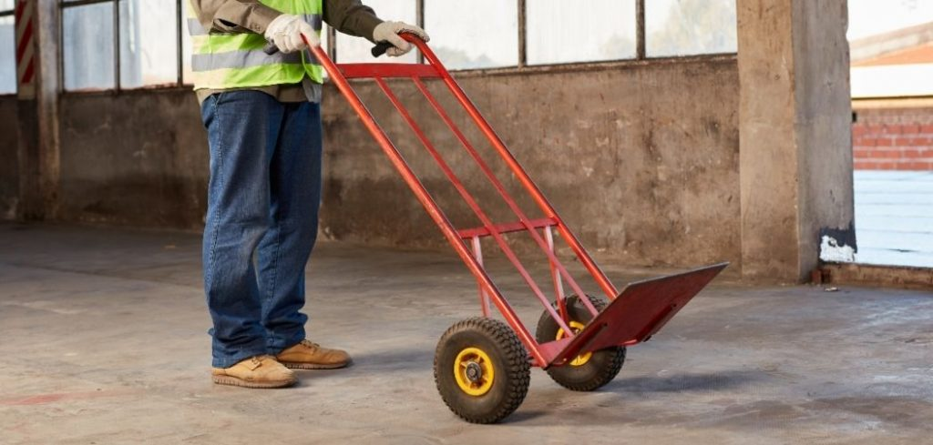 Heavy Duty Sack Trucks - Our 5 Favourites