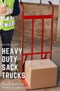 Heavy Duty Sack Truck PIN