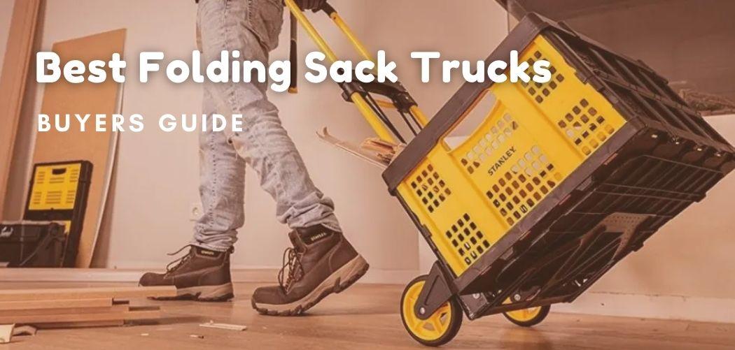 best folding sack trucks