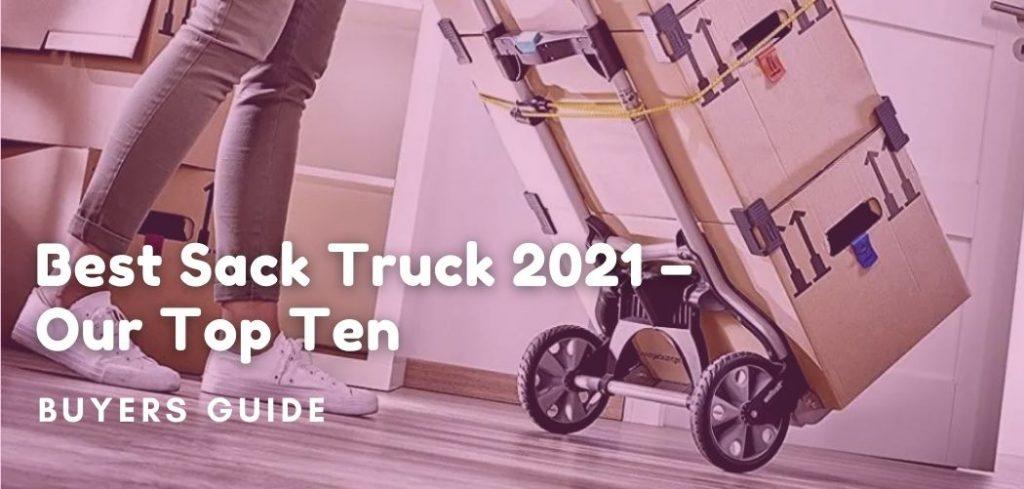 best sack truck 2021