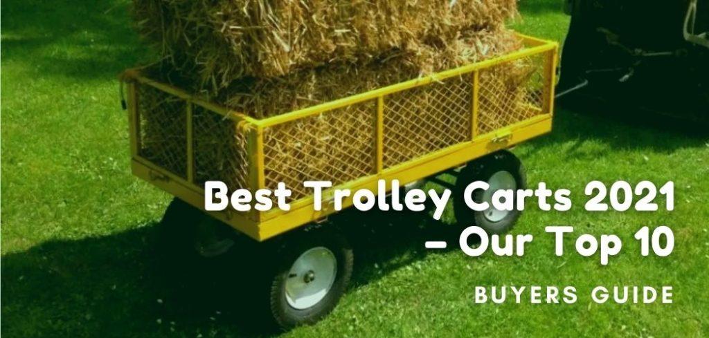 best trolley carts 2021