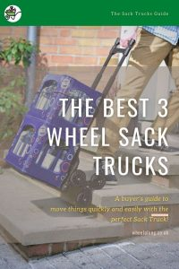 3 Wheel Sack Trucks pinterest