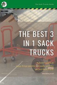 3 in 1 sack trucks pinterest