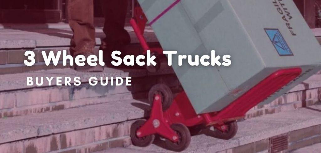 3 wheeled sack trucks buyers guide