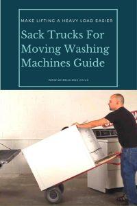 Sack Trucks For Moving Washing Machines pinterest