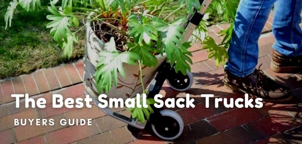 THE BEST SMALL SACK TRUCKS BUYERS GUIDE