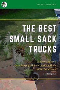 The Best Small Sack Trucks pinterest