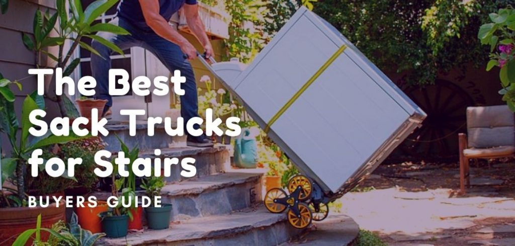 The Best Sack Trucks for Stairs
